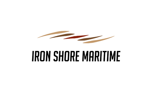 Iron Shore Maritime A Logo, Monogram, or Icon  Draft # 56 by KenArrok