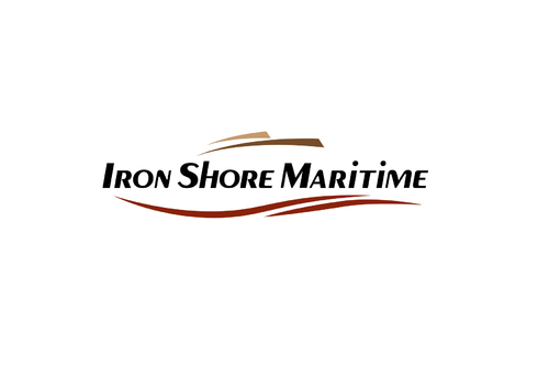 Iron Shore Maritime A Logo, Monogram, or Icon  Draft # 58 by KenArrok
