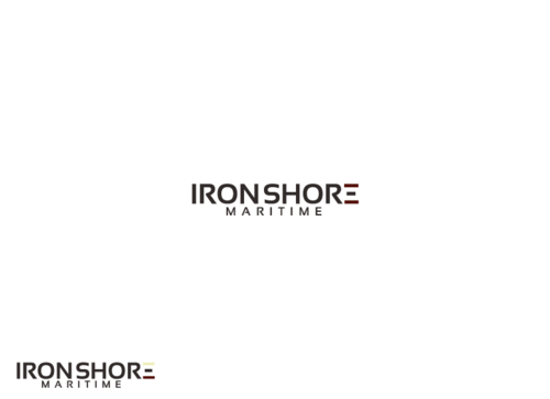 Iron Shore Maritime A Logo, Monogram, or Icon  Draft # 66 by hussainsajid007