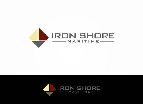 Iron Shore Maritime A Logo, Monogram, or Icon  Draft # 67 by Sacril