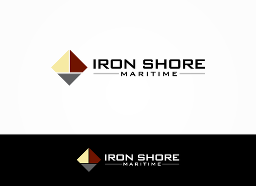 Iron Shore Maritime A Logo, Monogram, or Icon  Draft # 68 by Sacril