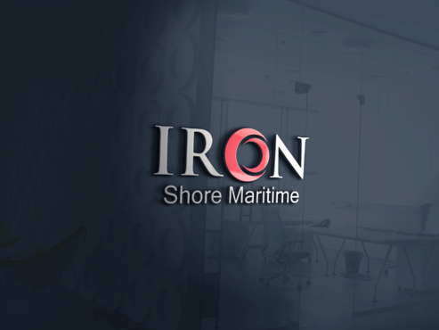 Iron Shore Maritime A Logo, Monogram, or Icon  Draft # 71 by muhammadrashid