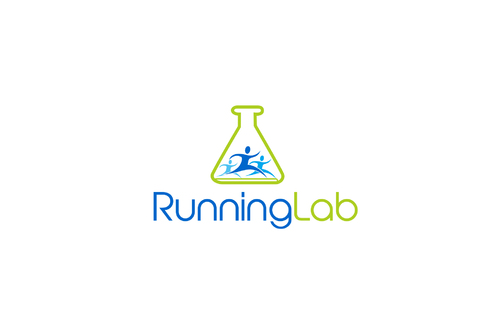 RunningLab A Logo, Monogram, or Icon  Draft # 194 by richkhaled