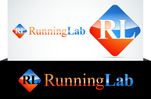 RunningLab A Logo, Monogram, or Icon  Draft # 203 by jonsmth620