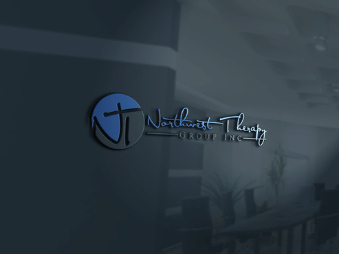 Northwest Therapy Group Inc. A Logo, Monogram, or Icon  Draft # 262 by sonusmiley