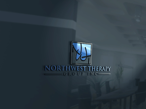 Northwest Therapy Group Inc. A Logo, Monogram, or Icon  Draft # 265 by sonusmiley