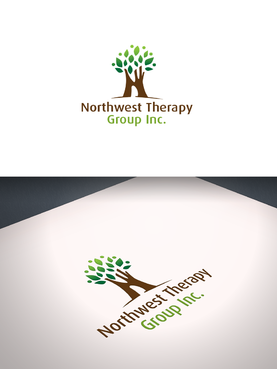 Northwest Therapy Group Inc. A Logo, Monogram, or Icon  Draft # 305 by creativebit