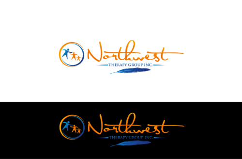 Northwest Therapy Group Inc. Logo Winning Design by B4BEST