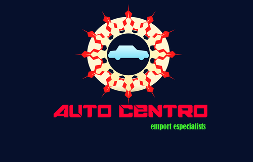 Auto Centro  A Logo, Monogram, or Icon  Draft # 31 by deelu91