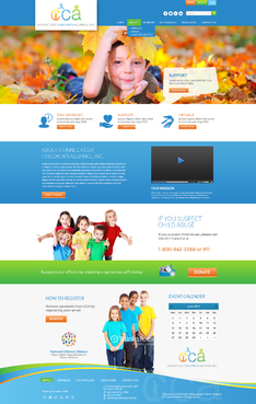 Connecticut Children's Alliance Complete Web Design Solution  Draft # 70 by Achiver