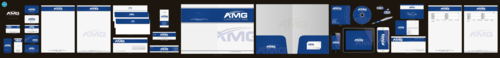 AMG business card