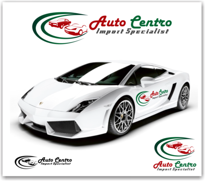 Auto Centro  A Logo, Monogram, or Icon  Draft # 40 by SPAYER