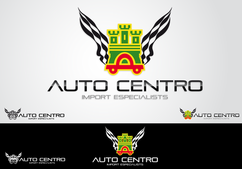 Auto Centro  A Logo, Monogram, or Icon  Draft # 41 by burtsdago
