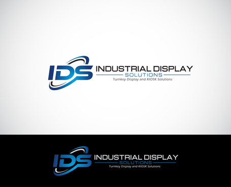 Industrial Display Solutions (IDS needs to be a part of the logo)