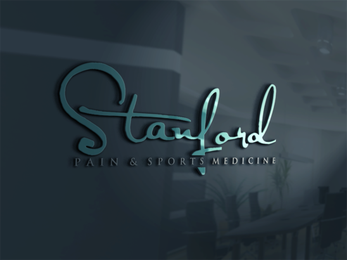 Stanford Pain & Sports Medicine A Logo, Monogram, or Icon  Draft # 492 by jhon99