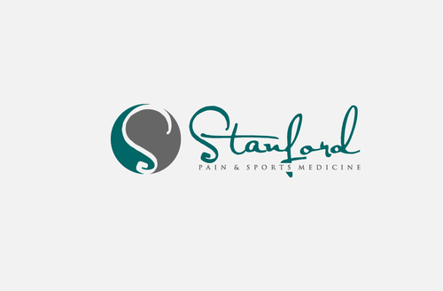 Stanford Pain & Sports Medicine A Logo, Monogram, or Icon  Draft # 493 by jhon99