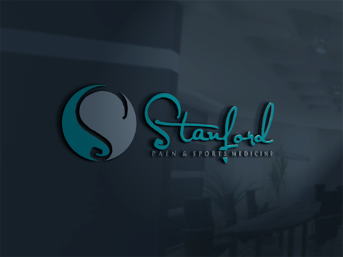 Stanford Pain & Sports Medicine A Logo, Monogram, or Icon  Draft # 494 by jhon99