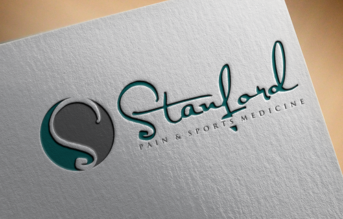 Stanford Pain & Sports Medicine A Logo, Monogram, or Icon  Draft # 495 by jhon99
