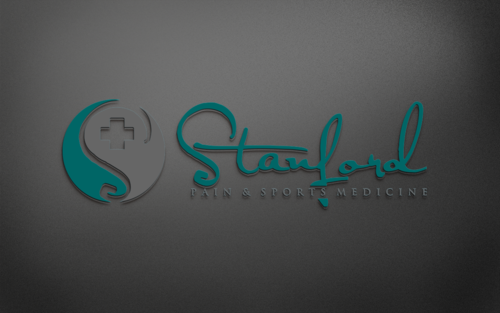 Stanford Pain & Sports Medicine A Logo, Monogram, or Icon  Draft # 496 by jhon99