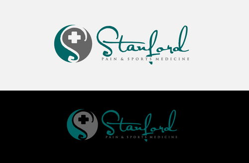 Stanford Pain & Sports Medicine A Logo, Monogram, or Icon  Draft # 497 by jhon99
