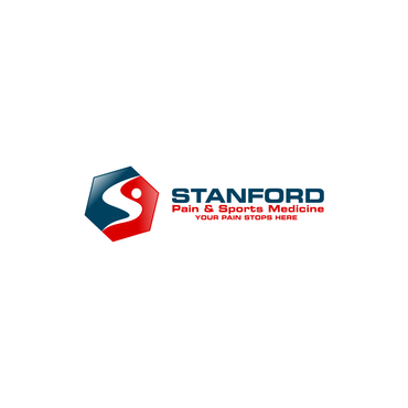 Stanford Pain & Sports Medicine A Logo, Monogram, or Icon  Draft # 500 by ammarsgd