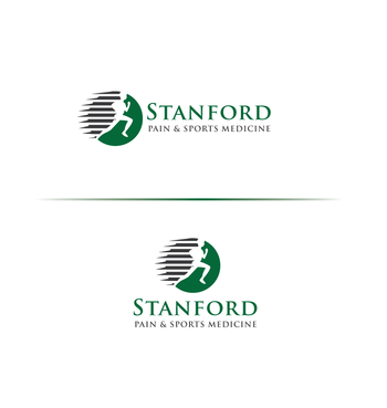 Stanford Pain & Sports Medicine A Logo, Monogram, or Icon  Draft # 505 by mantoshbepari