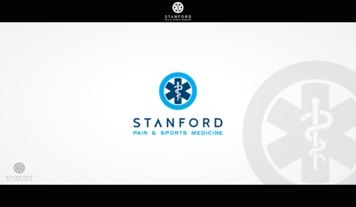 Stanford Pain & Sports Medicine A Logo, Monogram, or Icon  Draft # 510 by Hernan2015