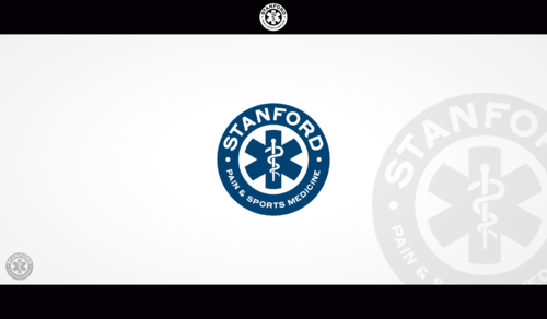 Stanford Pain & Sports Medicine A Logo, Monogram, or Icon  Draft # 514 by Hernan2015