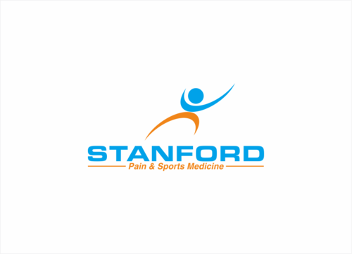 Stanford Pain & Sports Medicine A Logo, Monogram, or Icon  Draft # 539 by dhira