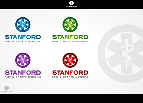 Stanford Pain & Sports Medicine A Logo, Monogram, or Icon  Draft # 543 by Hernan2015