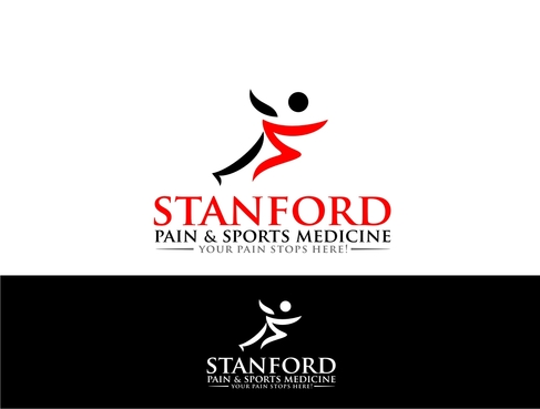 Stanford Pain & Sports Medicine A Logo, Monogram, or Icon  Draft # 549 by nellie