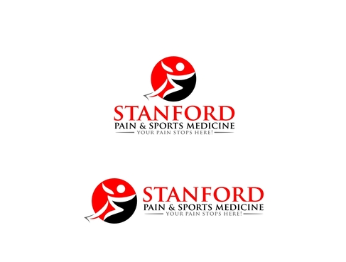 Stanford Pain & Sports Medicine A Logo, Monogram, or Icon  Draft # 554 by nellie