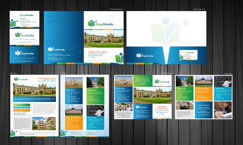 PREPWORKS Marketing collateral Winning Design by Achiver