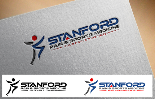 Stanford Pain & Sports Medicine A Logo, Monogram, or Icon  Draft # 572 by nellie