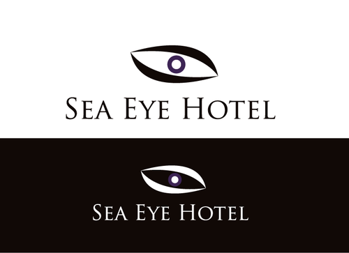 Sea Eye Hotel A Logo, Monogram, or Icon  Draft # 59 by mazherali