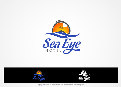 Sea Eye Hotel A Logo, Monogram, or Icon  Draft # 60 by hands4art