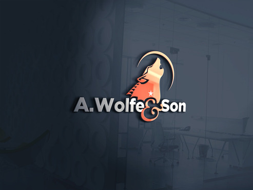 A. Wolfe and Son A Logo, Monogram, or Icon  Draft # 16 by arenasleyva