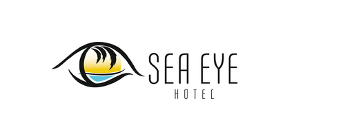 Sea Eye Hotel Logo Winning Design by nelly83