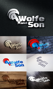 A. Wolfe and Son A Logo, Monogram, or Icon  Draft # 114 by Hernan2015