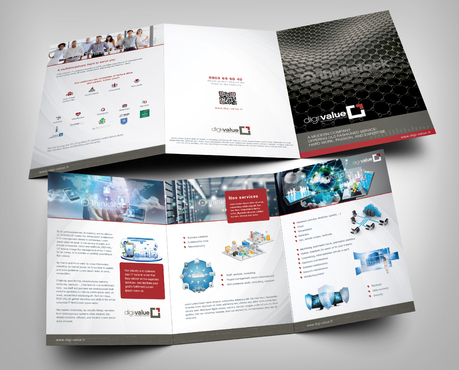 DIGI-VALUE Marketing collateral  Draft # 19 by Achiver