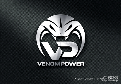 VP -  VENOMPOWER A Logo, Monogram, or Icon  Draft # 96 by validesign