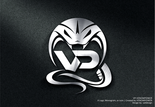VP -  VENOMPOWER A Logo, Monogram, or Icon  Draft # 97 by validesign