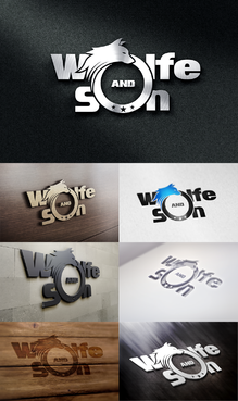 A. Wolfe and Son A Logo, Monogram, or Icon  Draft # 160 by Hernan2015