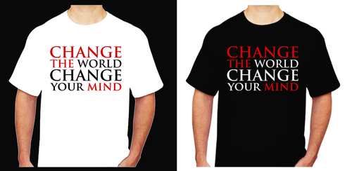 Change the World...Change your mind