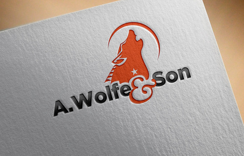 A. Wolfe and Son A Logo, Monogram, or Icon  Draft # 272 by arenasleyva