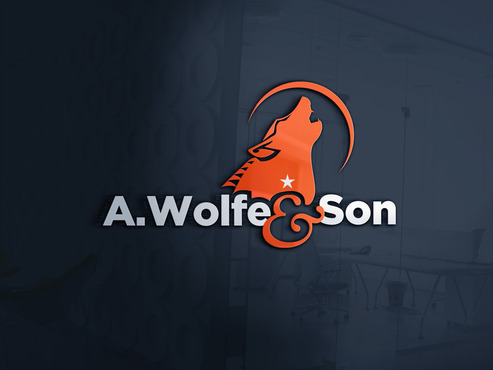 A. Wolfe and Son A Logo, Monogram, or Icon  Draft # 273 by arenasleyva