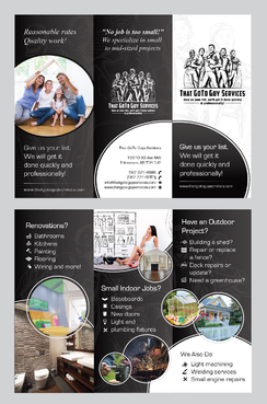 Give us your list.  We will get it done quickly and professionally! Marketing collateral  Draft # 15 by Achiver