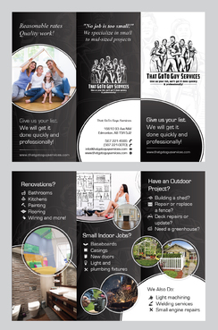 Give us your list.  We will get it done quickly and professionally! Marketing collateral  Draft # 16 by Achiver