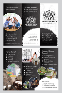Give us your list.  We will get it done quickly and professionally! Marketing collateral  Draft # 17 by Achiver