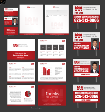 IRN Realty. Phone numbers, photo of agent, misc.